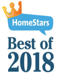 Homestars best of 2018